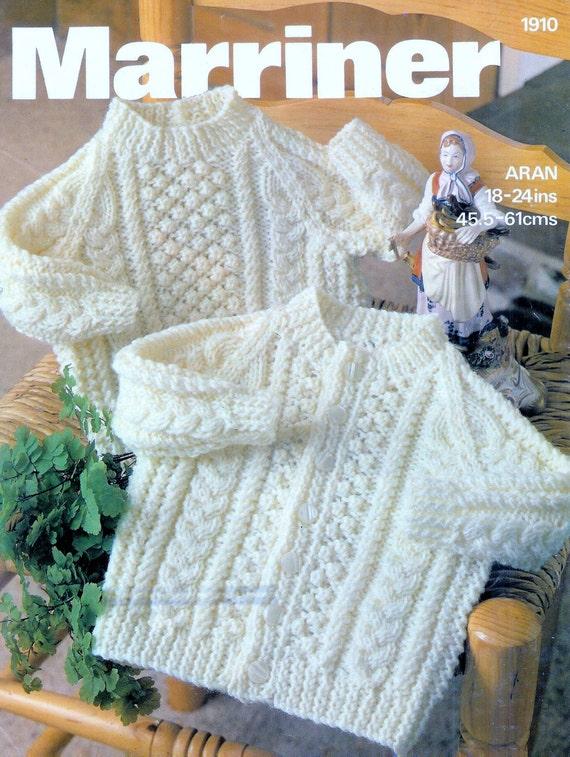 Jarol 1005 Ladies Knitting Pattern Aran