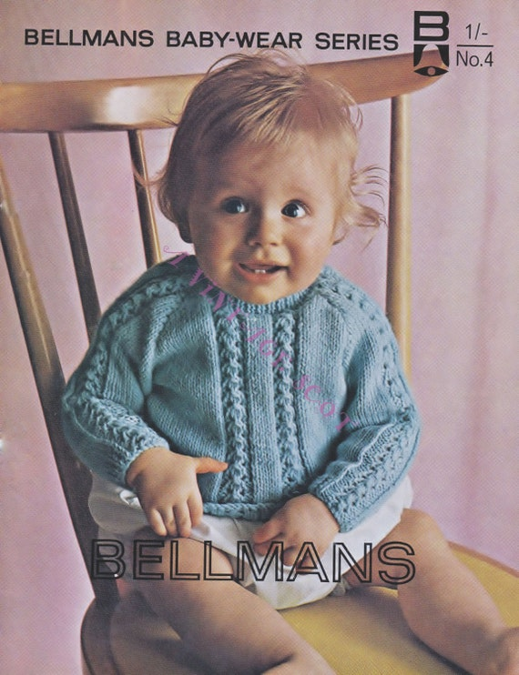 68b1cdb40843 Baby Booklet with 3ply 4ply Matinee Jacket Cardigan and Jumper