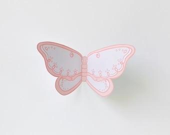 Dancing Butterfly Bracelet PDF Craft