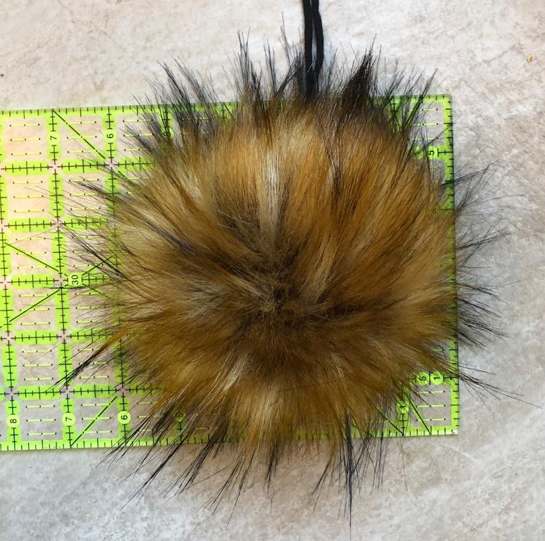 5 Luxe Faux Fur Pompoms