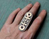 Brass Torch ring