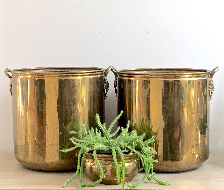 Large Vintage Planters on candles vintage planter, sweet vintage planter, amazing vintage planter,