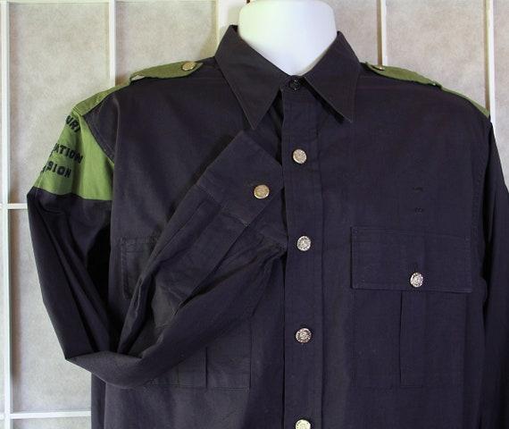 Missouri Conservation Conservationist Uniform, His