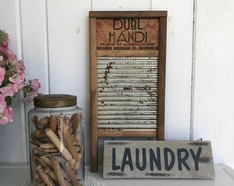 Dubl Handi Washboard