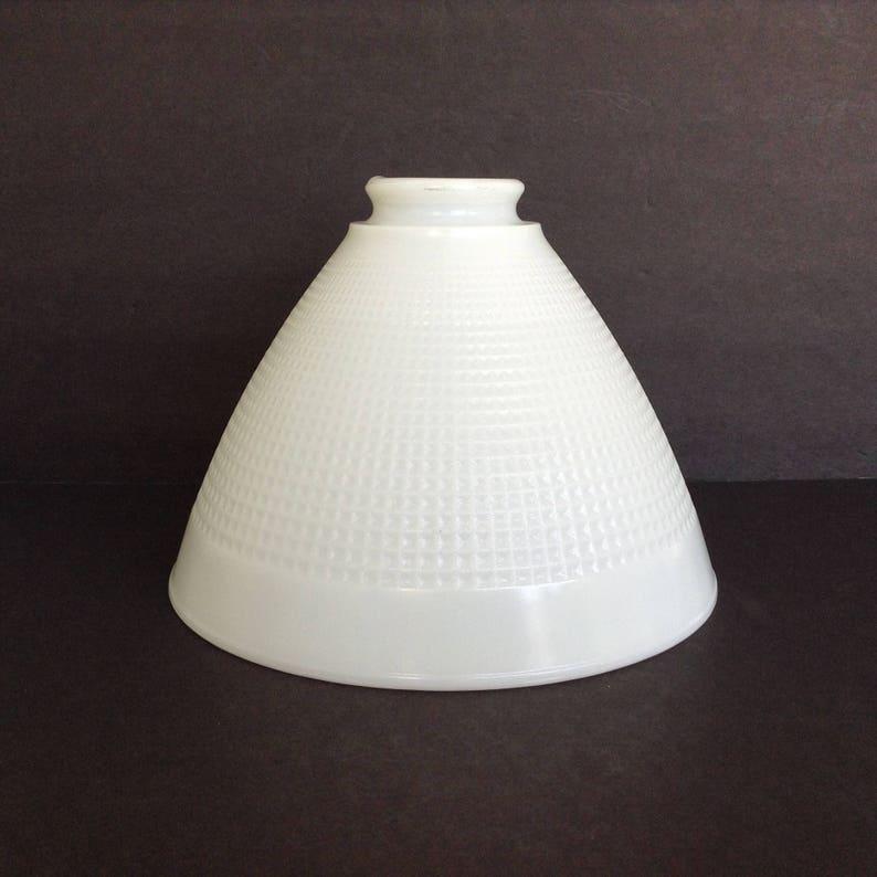8 Corning Milk Glass Lamp Shade No 820120 Floor Lamp Etsy