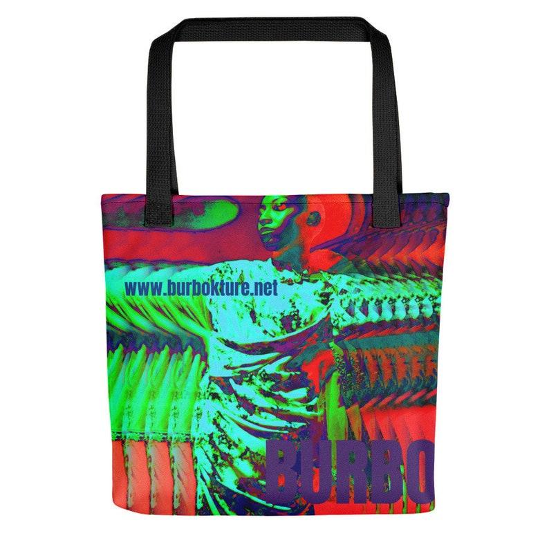 BURBO BK/'ART /'Kimono Mirror/' bag