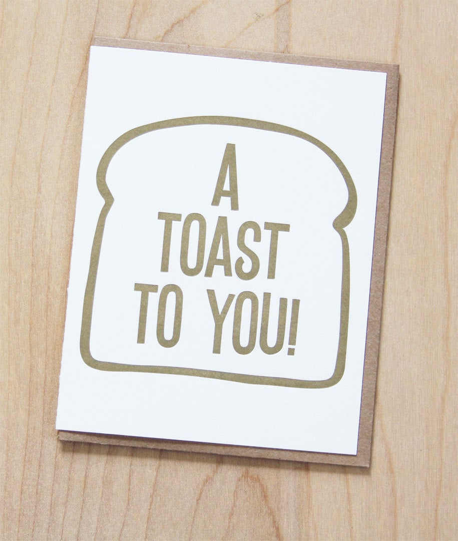 Congratulations, toasts: a selection of sites