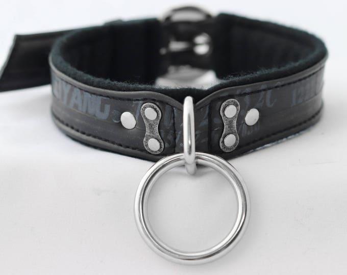 Suck bondage with ring gag