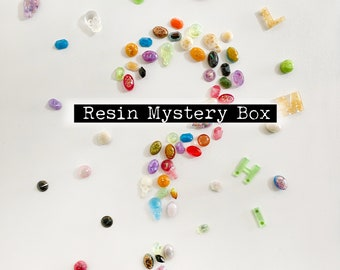 Resin MYSTERY Grab Bag Box Get What You Get