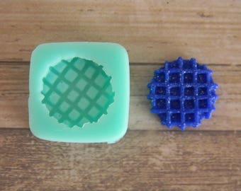 Silicone Flexible Mold - Waffle Mold #1