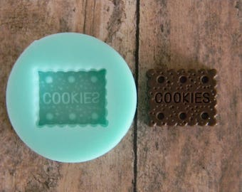 Silicone Flexible Mold - Cookie