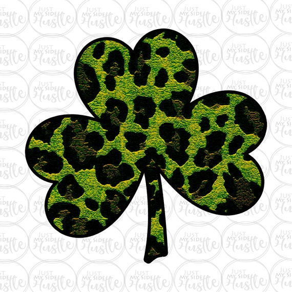 St paddys day shamrock clipart Got luck on my side clipart St Patricks Day clover clipart shamrock png file for sublimation printing
