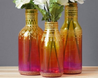 Colored Glass Etsy