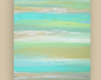 """Art,abstract painting,original ,abstract, acrylic painting , large abstract painting, by Ora Birenbaum Titled: Frosted Glass 30x36x1.5"""""""
