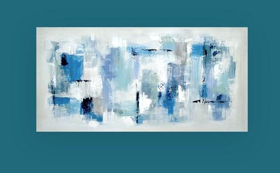 Art peinture acrylique abstrait toile peinture