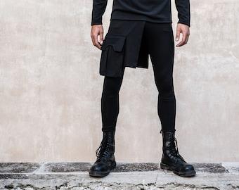 Crustidon Superflap Man Leggings