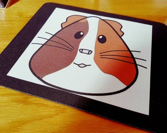 Guinea Pig Mouse Mat Pad