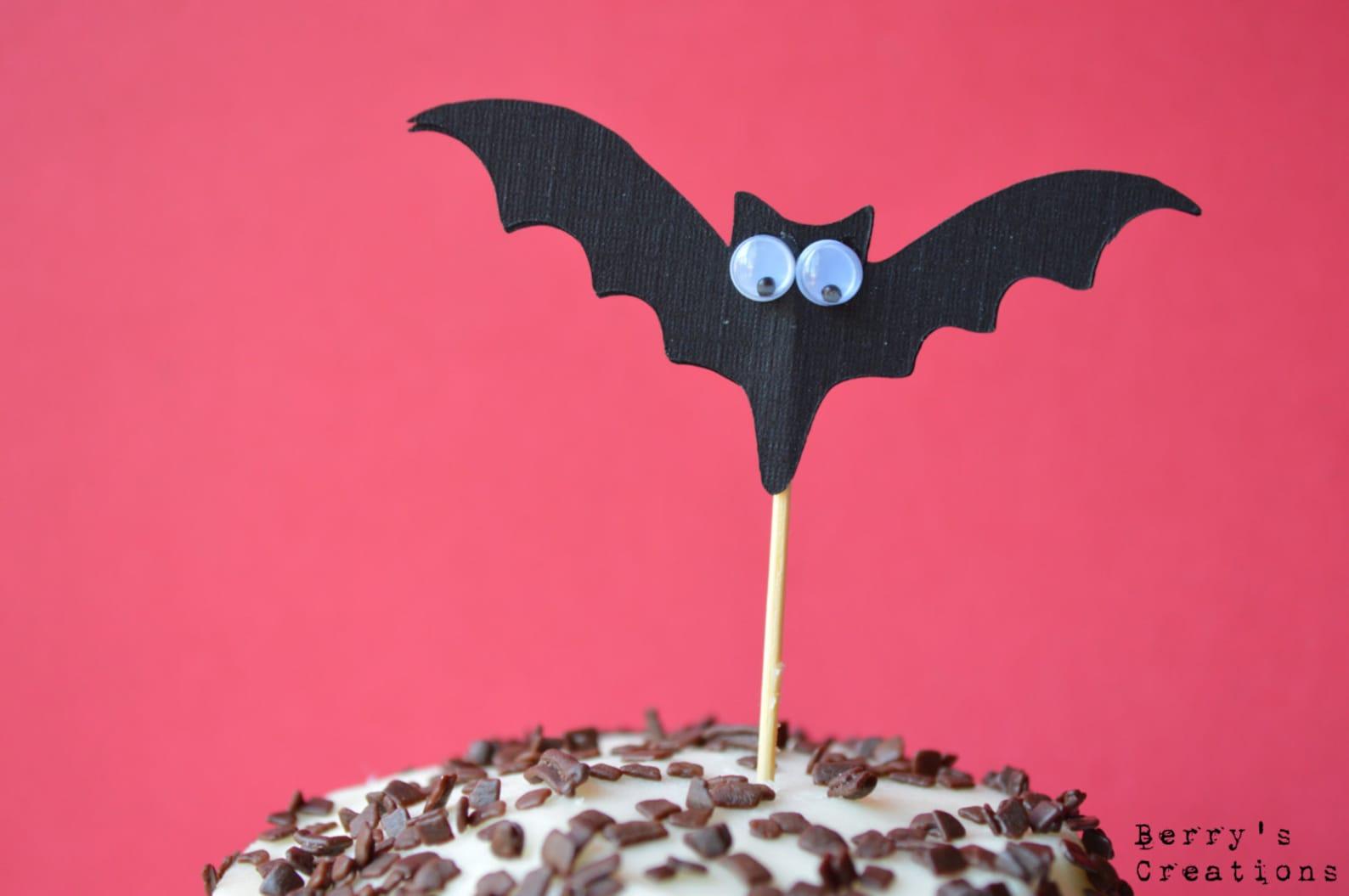 Bat Cupcake Picks Page Three