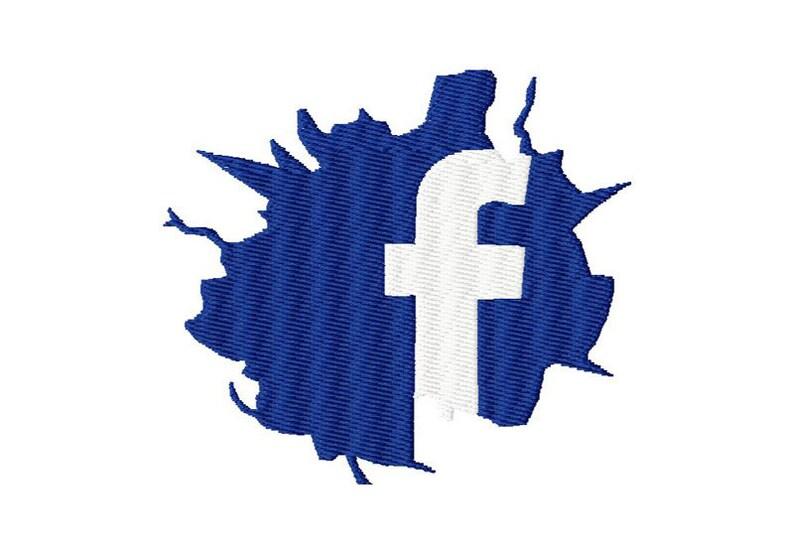 sells new cheap well known aro 4 x 4 tamaño Facebook inspirado máquina bordado logos