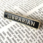Librarian library Enamel Pin Badge - Book Lovers Brooch - Read more books pin - Funny Pin Badge, i like books, i like to read pin