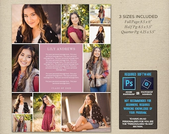 Templates for Professional Photographers by TheHummingbirdPress