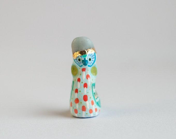 BirBs of ParaDise-Aquamarine | For Tranquility | Self Esteem Bird Figurines