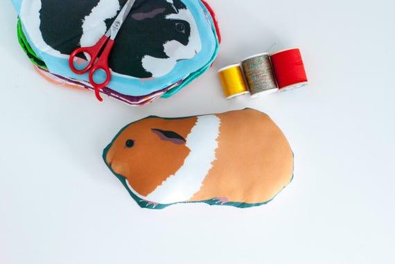 Custom Guinea Pig Plushie | Guinea Pig Stuffed Animal | Gift for Small Pet Lovers