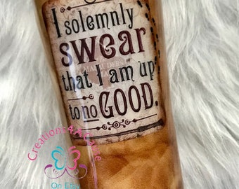 Marauder's Map 20 oz. Stainless Steel Insulted Tumbler