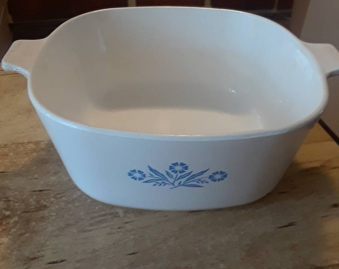 Corningware Casserole Dish square