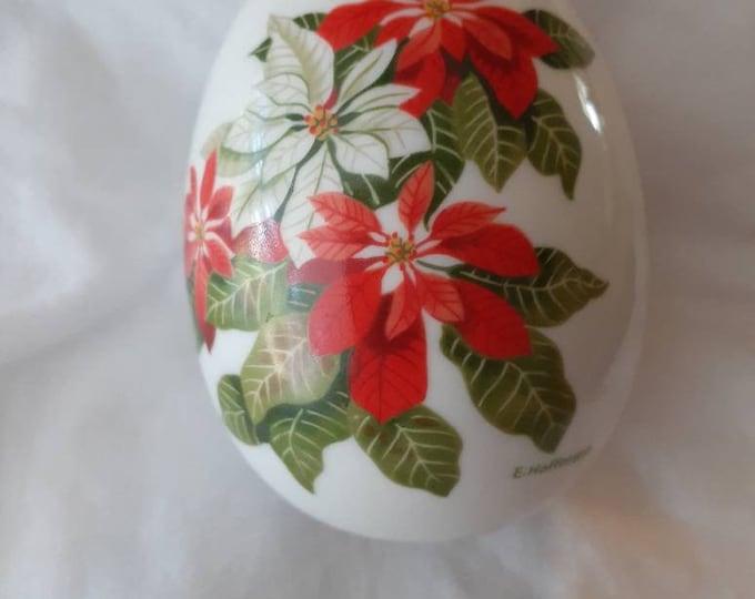 Avon 1987 Fine Collectibles Egg