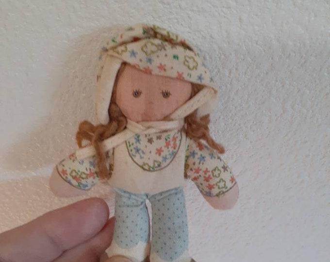 Holly Hobbie Doll Tiny