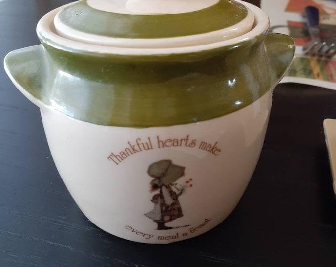 Sugar Bowl 1978 Holly Hobbie