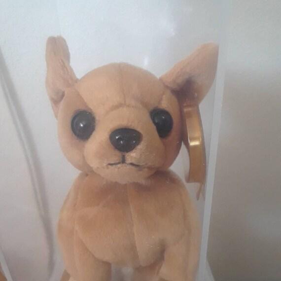 Beanie Baby Chihuahua rare tag errors