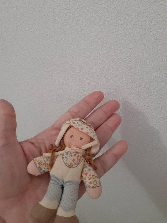 Tiny Doll Rare 70s
