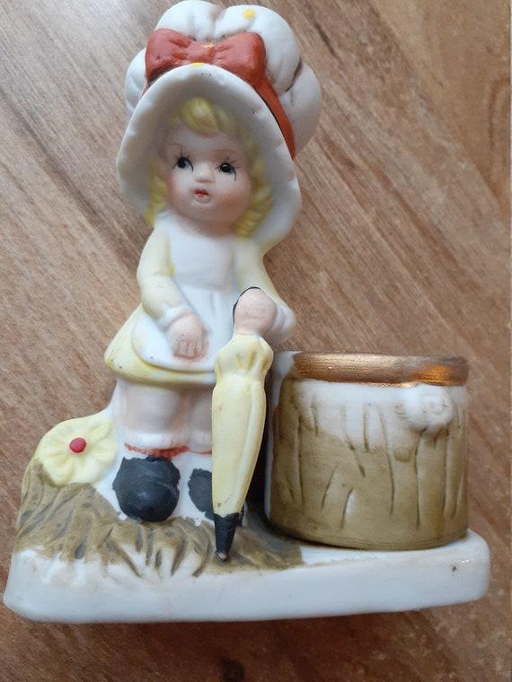 Candleholder Little Luvkins 1978
