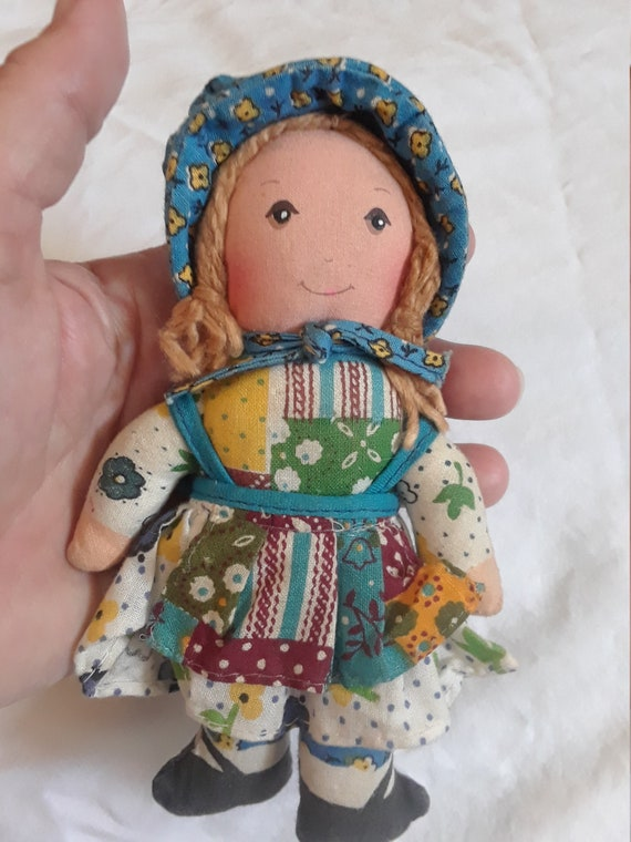 Holly Hobbie Doll 70s original