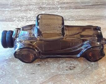 Avon car Deepwoods aftershave vintage