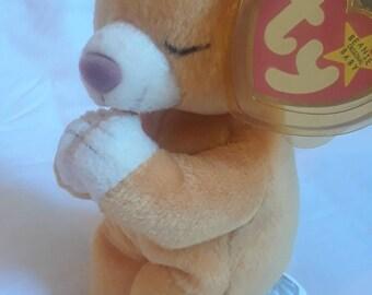 Beanie Baby Hope Rare 1998 tag error