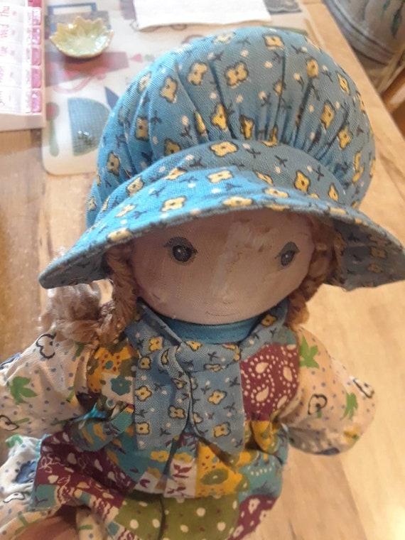 Holly Hobbie Doll Vintage