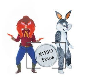 Bugs Bunny Costume | Etsy