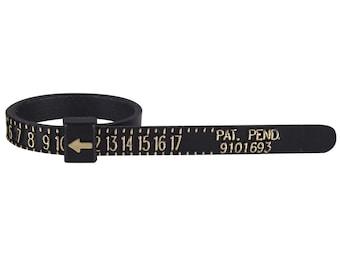 Ring Sizer | Reusable Adjustable Ring Measuring Tool