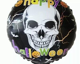 Skeleton Balloon Etsy
