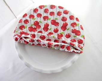 Kitchen Linens. Reversible, Reusable Bowl Covers. Bread Proofing Cover. Baking Supplies. Pie Cover