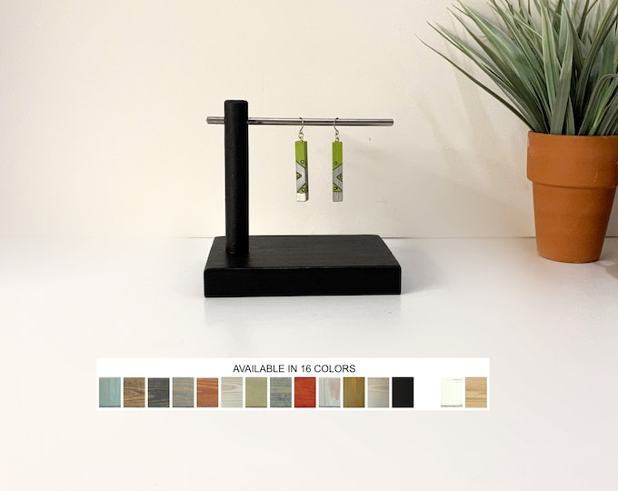 Earring Display Single Stainless Steel Rod