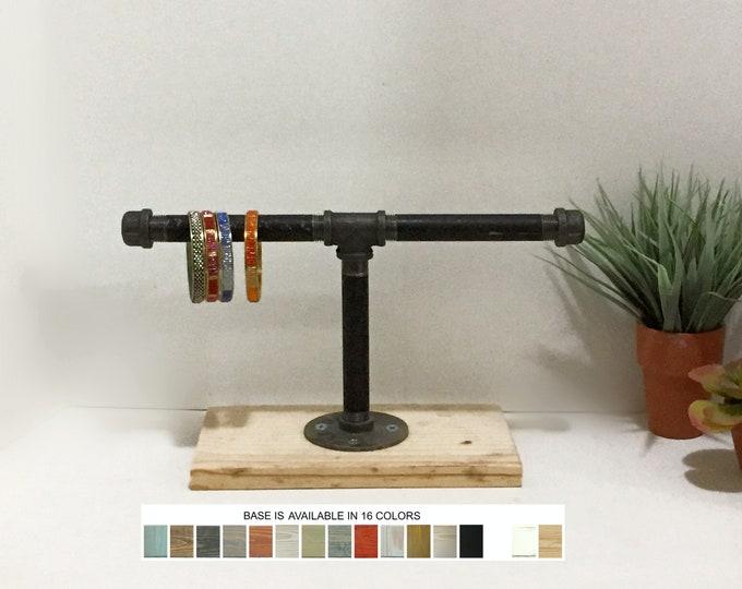 Cast Iron Bracelet Display Small