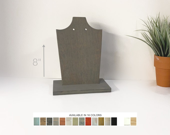 Necklace Displays 8-inch