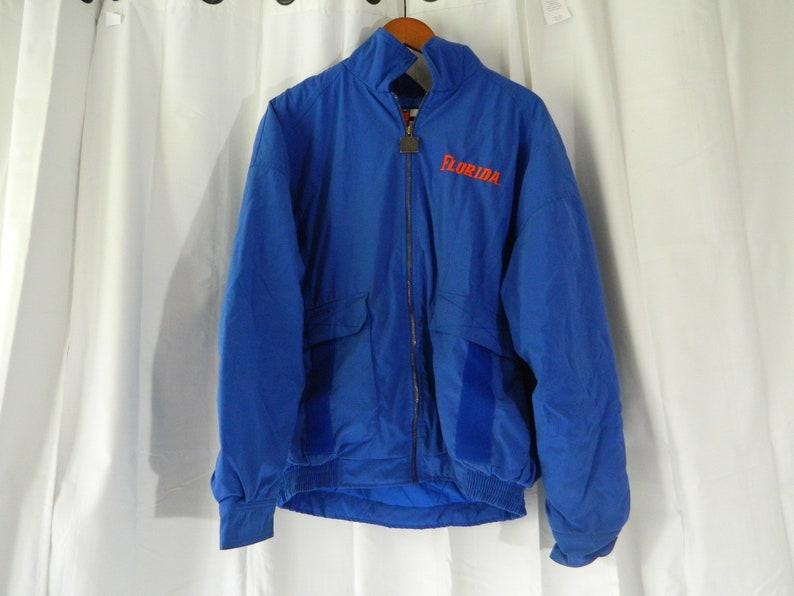 2d67eec97 Vintage Nike Florida Gators Puffer Jacket UF Jacket Mens L | Etsy