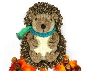 Hedley the Hedgehog - Amigurumi Crochet Pattern
