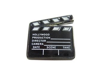 5be02a42774e Movie clapper film | Etsy