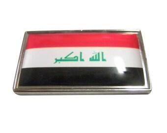 اللبنانية LIBANON Landkarte Anhänger mit 45 cm Panzerkette in 925er Silber